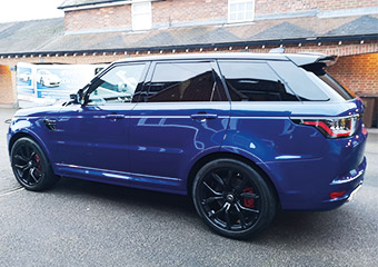Protection Detail - Perfect Detail Car Care, Staffordshire Mobile Detailing